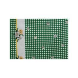 Fata de masa Gecor, 100% bumbac, 140 x 160 cm, Gecor cod 7071-4 Verde