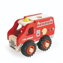 Mașină de pompieri, Egmont