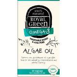 Ulei de alge, Royal Green, 60 capsule