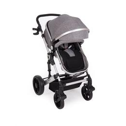 Carucior transformabil 2 in 1 Darling Dark Grey