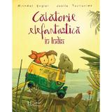 Calatorie elefantastica in India - Michael Engler, Joelle Tourlonias, editura Univers Enciclopedic