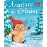 Aventura de Craciun - M. Christina Butler, Tina Macnaughton, editura Univers Enciclopedic