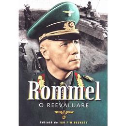 Rommel, o reevaluare - Ian F.W. Beckett, editura Miidecarti