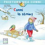 Conni la sanius - Liane Schneider, Janina Gorrissen, editura Casa