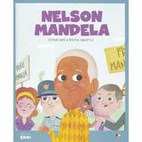 Micii mei eroi. Nelson Mandela - Javier Alonso Lopez, editura Litera