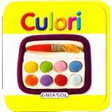 Carticele - Culori, editura Girasol