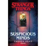 Suspicious minds - Gwenda Bond, editura Nemira
