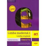 engleza cls 5 + cd limba moderna 1 caiet - clare kennedy, chiara soldi, editura Grupul Editorial Art