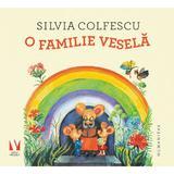 O familie vesela - Silvia Colfescu, editura Humanitas