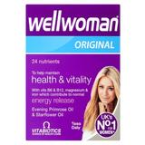 Wellwoman Original Vitabiotics LTD, 30 capsule