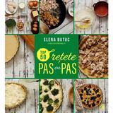 Top 50 retete pas cu pas - Elena Butuc, editura Curtea Veche