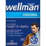 Wellman Original Vitabiotics LTD, 30 tablete