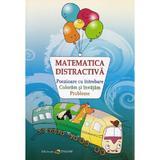 Matematica distractiva, editura Epigraf