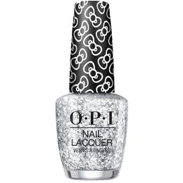 Lac de Unghii – OPI Nail Lacquer – Hello Kitty Glitter To My Heart, 15 ml de la esteto.ro