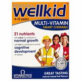 Wellkid Multi-Vitamin Smart Chewable Vitabiotics LTD, 30 tablete