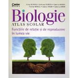 Biologie. Atlas scolar. Functiile de relatie si de reproducere in lumea vie - Silvia Olteanu, editura Corint