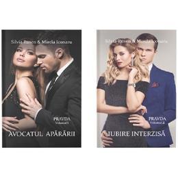 Pachet Pravda - Silvia Rusen, Mirela Iconaru, editura Stylished