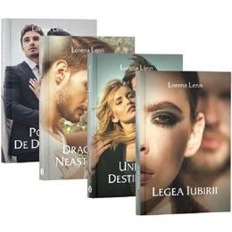 Pachet Armonia sentimentelor - Lorena Lenn, editura Stylished