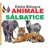 Animale salbatice. Editie bilingva, editura Prichindel
