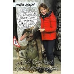 Aventuri in tara trolilor. Jurnal de calatorie in Norvegia - Marina Almasan, editura Leda