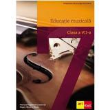 Educatie muzicala - Clasa 7 - Manual - Mariana Magdalena Comanita, editura Grupul Editorial Art