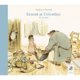 Ernest si Celestine la picnic - Gabrielle Vincent, editura Frontiera