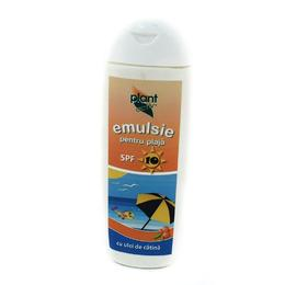 Emulsie SPF 15 pt Plaja cu Ulei de Catina Plant Activ, 200 ml de la esteto.ro