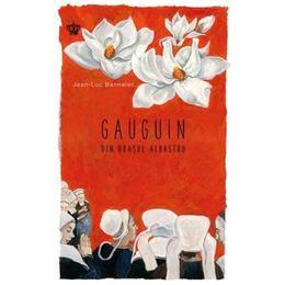Gauguin din orasul albastru - Jean-Luc Bannalec, editura Baroque Books & Arts