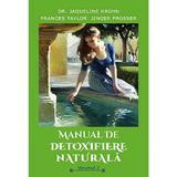 Manual de detoxifiere naturala Vol.2 - Jaqueline Krohn, Frances Taylor, Jinger Prosser, editura Ganesha