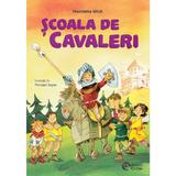 Scoala de Cavaleri - Henriette Wich, Michael Bayer, editura Booklet