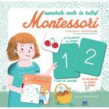 Numerele mele in relief - Celine Santini, Vendula Kachel, editura Didactica Publishing House
