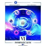 Informatica si TIC -  Clasa 6 - Manual - Melinda Emilia Coriteac, Diana Carmen Baican, editura Didactica Si Pedagogica