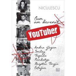 Cum am devenit Youtuber, editura Niculescu