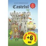 Castelul - Jucarii tridimensionale, editura Aramis