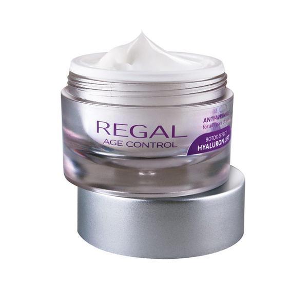 Crema de noapte Regal Age Control Botox Efect, Rosa Impex, 45 ml imagine produs