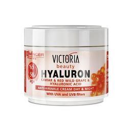 Crema de fata antirid Hyaluron 50-65 ani 50 ml