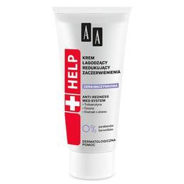 Crema tratament piele predispusa la inrosire AA Help, Oceanic, 40 ml