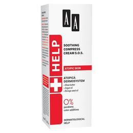 Crema calmanta pentru piele sensibila atopica AA Help, Oceanic, 40 ml