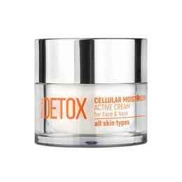 Crema hidratanta cu efect detoxifiant Rosa Impex Regal Detox 45 ml