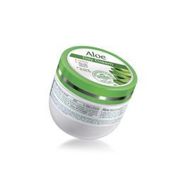 Crema de zi hidratanta pentru ten uscat Aloe Vera 100 ml - Rosa Impex