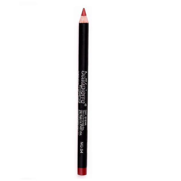 Creion contur buze mineral - Truly Red (rosu) BellaPierre imagine produs