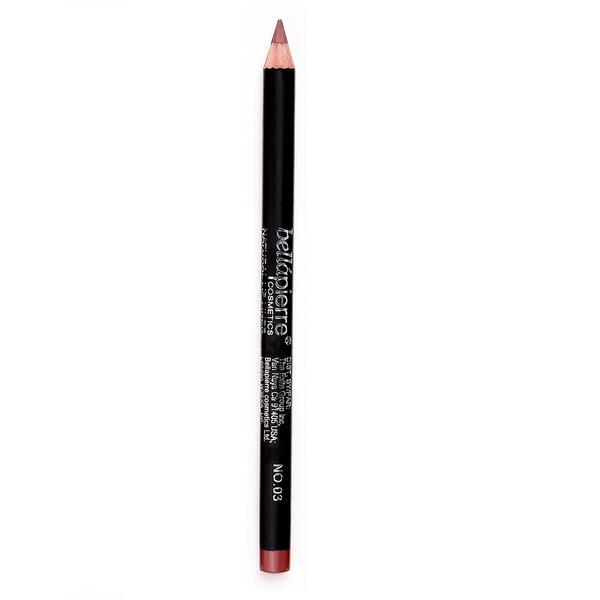 Creion contur buze mineral - Cinnamon (maro) BellaPierre imagine produs