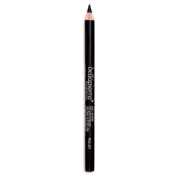 Creion sprancene mineral - Midnight Black (negru) BellaPierre imagine produs