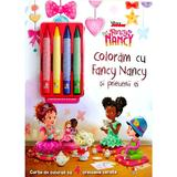 Disney: Fancy Nancy. Coloram cu Fancy Nancy si prietenii ei, editura Litera