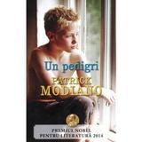 Un Pedigri - Patrick Modiano, editura Rao