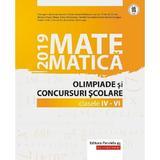 Matematica - Clasele 4-6 - Olimpiade si concursuri scolare - Gheorghe Cainiceanu, editura Paralela 45