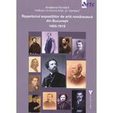 Repertoriul expozitiilor de arta romaneasca din Bucuresti 1865-1918, editura Vremea