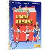 Manual romana clasa 5 - Maria Emilia Goian , Miorita Got , Doina Manolache, editura Teora
