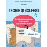 Teorie Si Solfegii Cls 2 - Edith Visky, editura Didactica Si Pedagogica