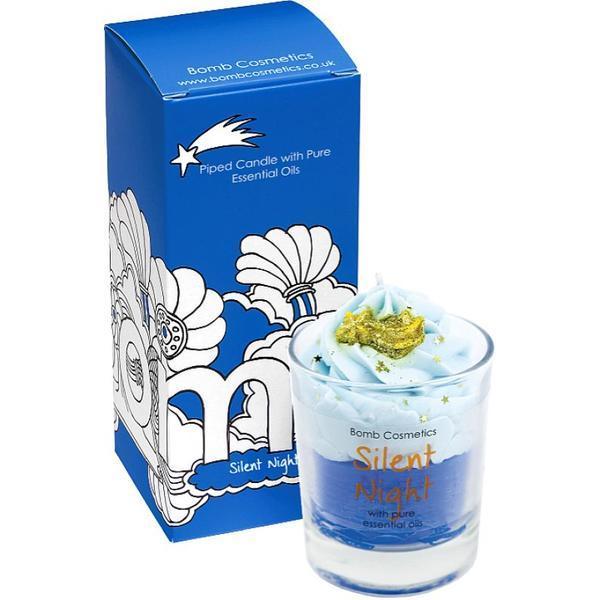 Lumanare parfumata, Silent Night, Bomb Cosmetics, 250 g imagine produs